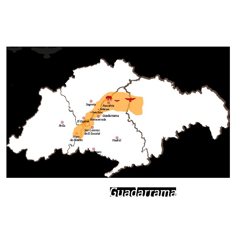 mapa_guadarrama